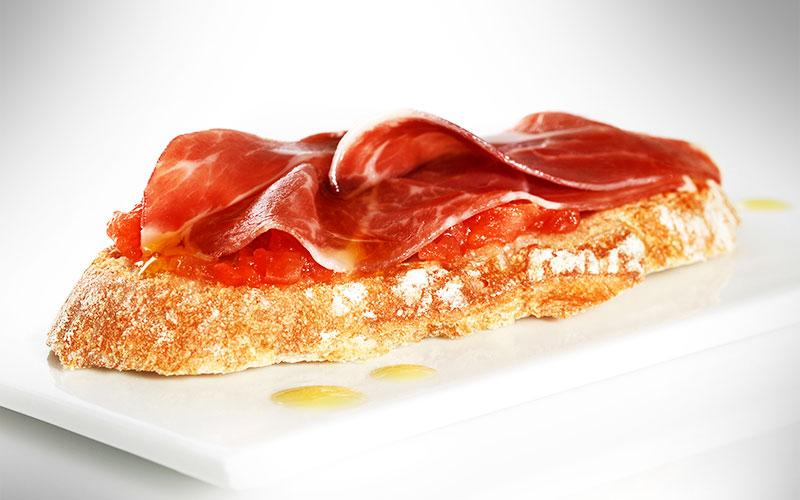 receta desayuno Mediterraneo