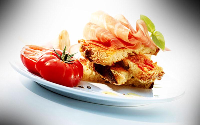 rezepte pan con tomate y jamon serrano